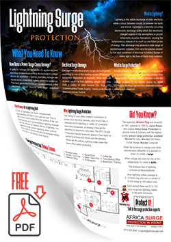 FREE Download - The Lightning Strike Zones in the Office
